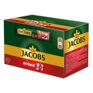 Jacobs  3in1 intens cafea instant 18g