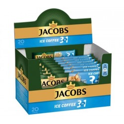 Jacobs ice coffee cafea instant 14g