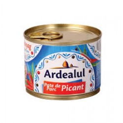 Ardealul pate porc picant 200g
