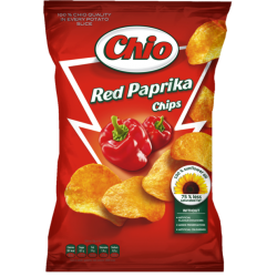 Chio chips paprika 140g