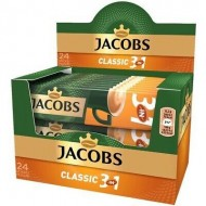 Jacobs 3 in 1 clasic cafea instant 14g
